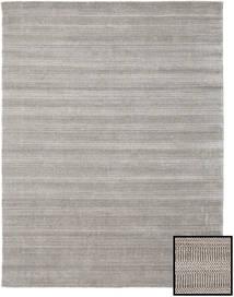 Bambus Grass - Beige Teppich  190X240 Moderner Hellgrau (Wolle/Bambus-Seide, Türkei)