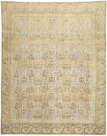 Colored Vintage Teppich  280X358 Echter Moderner Handgeknüpfter Beige/Dunkel Beige Großer (Wolle, Persien/Iran)