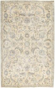 Colored Vintage Teppich 174X274 Echter Moderner Handgeknüpfter Hellgrau/Beige (Wolle, Persien/Iran)