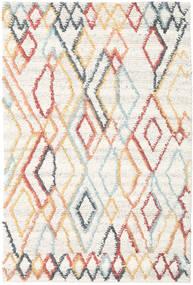 Naima - Multi Teppich  160X230 Echter Moderner Handgewebter Beige/Dunkel Beige (Wolle, Indien)