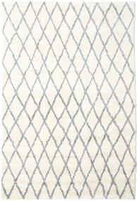 Queens - Grau - Comb. Teppich  200X300 Moderner Beige/Hellgrau (Wolle, Indien)