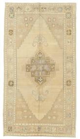 Taspinar Teppich 130X240 Echter Orientalischer Handgeknüpfter Dunkel Beige/Beige (Wolle, Türkei)