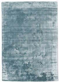 Broadway - Eisblau Teppich  120X180 Moderner Hellblau/Blau ( Indien)