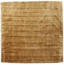 Brooklyn - Gold Teppich  250X250 Moderner Quadratisch Hellbraun/Braun Großer ( Indien)