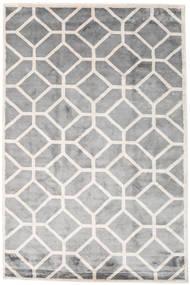 Palace Teppich  300X400 Echter Moderner Handgeknüpfter Hellgrau/Weiß/Creme Großer ( Indien)