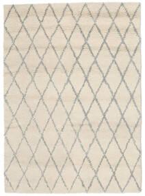 Queens - Grau - Comb. Teppich  160X230 Moderner Beige (Wolle, Indien)