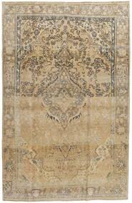 Colored Vintage Teppich 180X275 Echter Moderner Handgeknüpfter Hellgrau/Dunkel Beige/Hellbraun (Wolle, Persien/Iran)