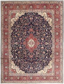 Hamadan Patina Teppich  268X355 Echter Orientalischer Handgeknüpfter Dunkelgrau/Hellgrau Großer (Wolle, Persien/Iran)
