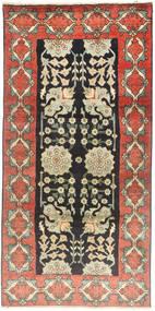 Täbriz Teppich  100X207 Echter Orientalischer Handgeknüpfter (Wolle, Persien/Iran)