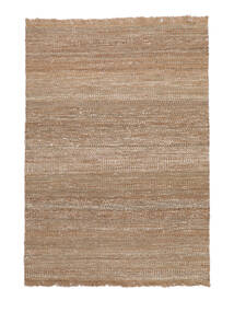 Outdoor-Teppich Sahara Jute Teppich  170X240 Echter Moderner Handgewebter Hellgrau/Beige (Jute-Teppich Indien)