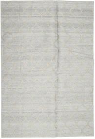 Handtufted Teppich  160X239 Moderner Hellgrau (Wolle, Indien)