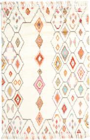 Hulda Teppich  160X230 Echter Moderner Handgeknüpfter Beige (Wolle, Indien)
