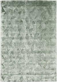 Crystal - Frosty Green Teppich 160X230 Moderner Hell Grün/Türkisblau ( Indien)