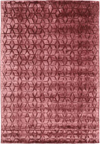 Diamond - Burgundy Teppich 160X230 Moderner Dunkelrot/Rost/Rot ( Indien)