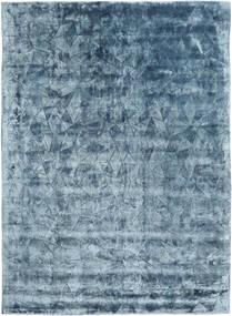 Crystal - Steel Blue Teppich  210X290 Moderner Dunkelblau/Hellblau/Blau ( Indien)