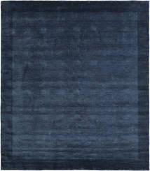 Handloom Frame - Dunkelblau Teppich  250X300 Moderner Dunkelblau/Blau Großer (Wolle, Indien)