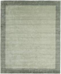 Handloom Frame - Grau/Grün Teppich  250X300 Moderner Hell Grün/Lindgrün Großer (Wolle, Indien)