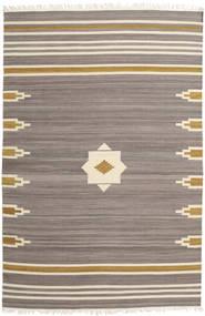 Tribal - Grau Teppich  200X300 Echter Moderner Handgewebter Hellgrau/Beige (Wolle, Indien)