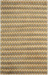 Sandnes Teppich  180X270 Echter Moderner Handgeknüpfter Hellbraun/Beige (Wolle, Indien)