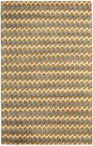 Sandnes Teppich  150X240 Echter Moderner Handgeknüpfter Hellbraun/Beige (Wolle, Indien)