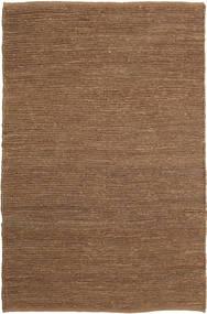Outdoor-Teppich Soxbo - Braun Teppich  140X200 Echter Moderner Handgewebter Braun (Jute-Teppich Indien)