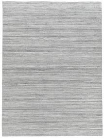 Outdoor-Teppich Petra - Light_Mix Teppich  160X230 Echter Moderner Handgewebter Hellgrau/Weiß/Creme ( Indien)