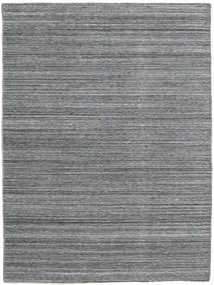 Outdoor-Teppich Petra - Dark_Mix Teppich  160X230 Echter Moderner Handgewebter Dunkelgrau/Hellblau ( Indien)