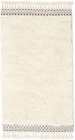 Dixon Teppich 100X180 Echter Moderner Handgewebter Beige/Weiß/Creme (Wolle, Indien)