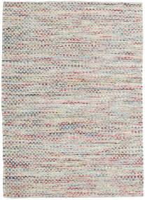 Tindra - Pastel Multi Teppich  170X240 Echter Moderner Handgewebter Hellgrau/Dunkel Beige (Wolle, Indien)