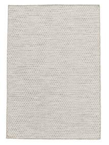 Kelim Honey Comb - Beige Teppich 240X340 Echter Moderner Handgewebter Beige/Weiß/Creme (Wolle, Indien)