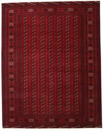 Turkaman Patina Teppich  305X390 Echter Orientalischer Handgeknüpfter Dunkelrot/Dunkelbraun Großer (Wolle, Persien/Iran)