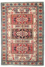 Ardebil Patina Teppich 105X157 Echter Orientalischer Handgeknüpfter Dunkelgrau/Braun (Wolle, Persien/Iran)