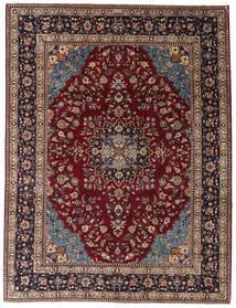 Kashmar Patina Teppich 254X335 Echter Orientalischer Handgeknüpfter Dunkelrot/Dunkelbraun Großer (Wolle, Persien/Iran)
