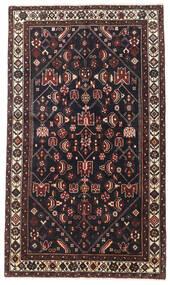 Saveh Teppich  120X200 Echter Orientalischer Handgeknüpfter Dunkelblau/Dunkelbraun (Wolle, Persien/Iran)