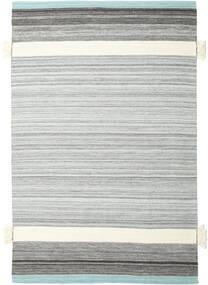Fenix - Türkis Teppich  250X350 Echter Moderner Handgewebter Hellgrau/Beige Großer (Wolle, Indien)