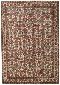 Ardebil Patina Teppich 273X395 Echter Orientalischer Handgeknüpfter Dunkelgrau/Hellbraun Großer (Wolle, Persien/Iran)