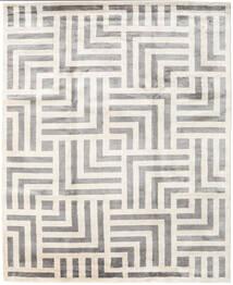 Maze Teppich  250X300 Echter Moderner Handgeknüpfter Beige/Hellgrau Großer ( Indien)