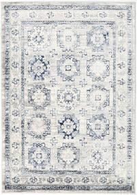 Menara Everyday - Grau/Blau Teppich  160X230 Moderner Hellgrau/Weiß/Creme ( Türkei)