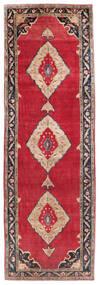 Koliai Teppich 161X500 Echter Orientalischer Handgeknüpfter Läufer Rot/Dunkellila (Wolle, Persien/Iran)