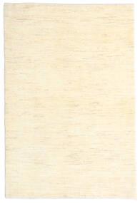 Loribaft Persisch Teppich  108X160 Echter Moderner Handgeknüpfter Beige/Weiß/Creme (Wolle, Persien/Iran)