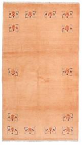 Loribaft Persisch Teppich  115X205 Echter Moderner Handgeknüpfter Dunkel Beige/Orange (Wolle, Persien/Iran)