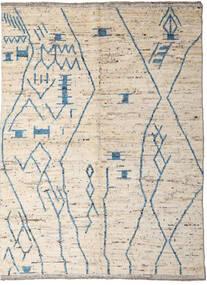 Moroccan Berber - Afghanistan Teppich  176X232 Echter Moderner Handgeknüpfter Beige/Hellgrau (Wolle, Afghanistan)