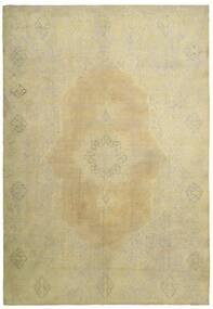 Vintage Heritage Teppich  336X475 Echter Moderner Handgeknüpfter Olivgrün Großer (Wolle, Persien/Iran)