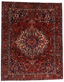 Bachtiar Teppich  277X356 Echter Orientalischer Handgeknüpfter Dunkelrot/Dunkelbraun Großer (Wolle, Persien/Iran)