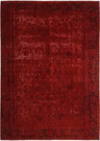 Vintage Heritage Teppich 288X410 Echter Moderner Handgeknüpfter Rot/Rost/Rot Großer (Wolle, Persien/Iran)