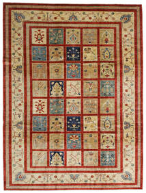Ziegler Ariana Teppich  256X341 Echter Orientalischer Handgeknüpfter Dunkel Beige/Hellbraun Großer (Wolle, Afghanistan)