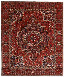 Bachtiar Teppich  310X370 Echter Orientalischer Handgeknüpfter Dunkelrot/Rost/Rot Großer (Wolle, Persien/Iran)