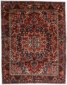 Bachtiar Teppich  303X390 Echter Orientalischer Handgeknüpfter Dunkelrot Großer (Wolle, Persien/Iran)