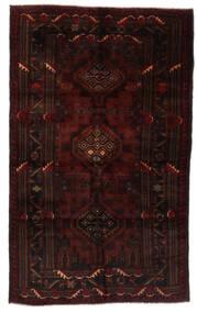 Belutsch Teppich  109X181 Echter Orientalischer Handgeknüpfter Dunkelrot (Wolle, Afghanistan)