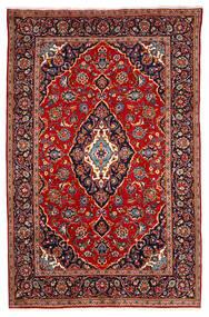 Keshan Teppich  190X295 Echter Orientalischer Handgeknüpfter (Wolle, Persien/Iran)